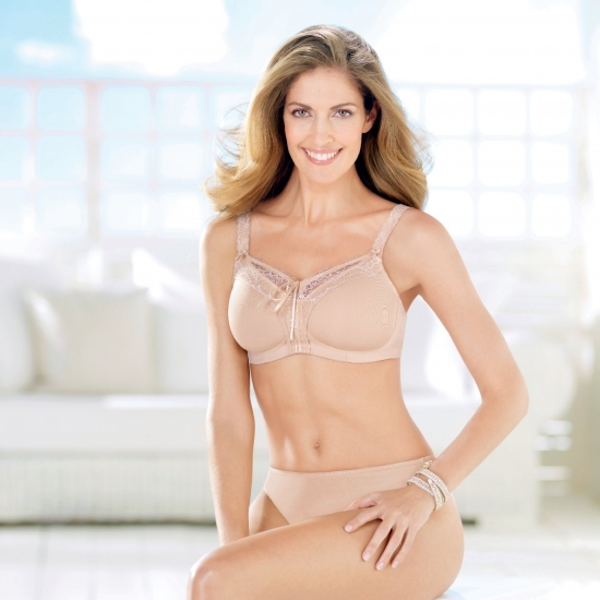 5773X Camy Wire-free Contour Mastectomy Bra - Click Image to Close