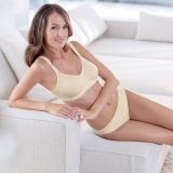 5722X Salvia Wire-free Mastectomy Bra