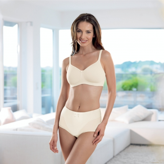 5706X Tonya Padded Wire-free Mastectomy Bra - Click Image to Close