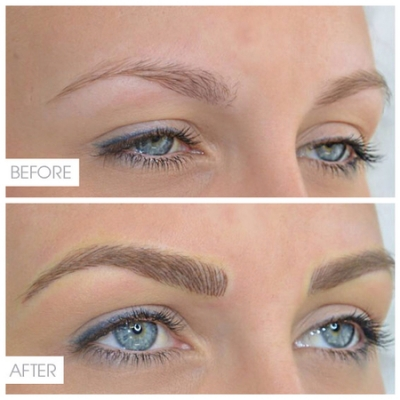 Microblading eyebrow tattoo fine fittings quality for How is microblading different to tattooing