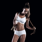 5523 Firm Support - Front Closure Sports Bra